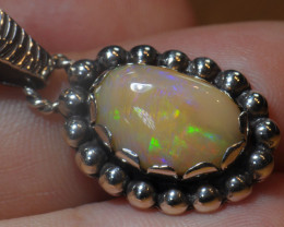 23.63ct Blazing Welo Solid Opal