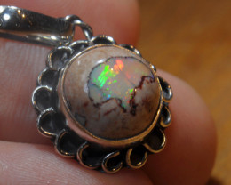 16.97ct Blazing Welo Solid Opal