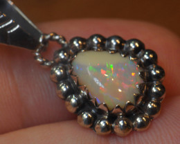 11.83ct Blazing Welo Solid Opal