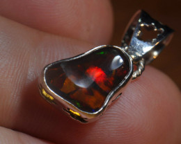 9.27ct Blazing Welo Solid Opal