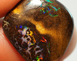 7.65CT  MATRIX YOWAH OPAL WITH AMAZING PATTERN NN653