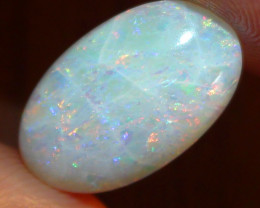 5.60 ct $1 NR Multi Color Solid Coober Pedy Crystal Opal