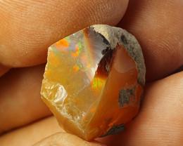 13cts Cutting Rough Ethiopian Wello Opal