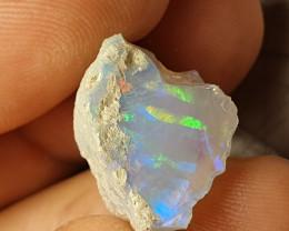 16cts Cutting  Rough Ethiopian Wello Opal