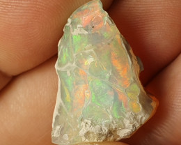 17cts Cutting  Rough Ethiopian Wello Opal
