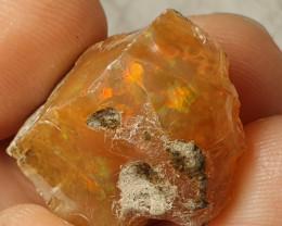 17.5cts Cutting  Rough Ethiopian Wello Opal