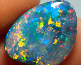6.55CT GEM QUALITY DOUBLET FROM COOBER PEDY/SHELL PATCH AREA  AL129