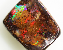 4.90 CTS BOULDER OPAL STONE FROM WINTON  [BMA8258A]