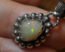 16.53ct Blazing Welo Solid Opal