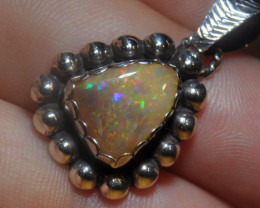 19.25ct Blazing Welo Solid Opal