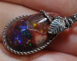 28.81ct Blazing Welo Solid Opal