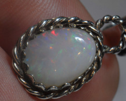 9.35ct Blazing Welo Solid Opal