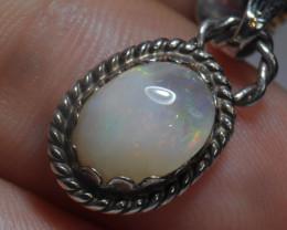 9.19ct Blazing Welo Solid Opal