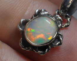 8.90ct Blazing Welo Solid Opal