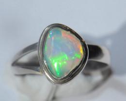 6sz. Blazing Welo Solid Opal