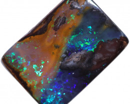 11.65 CTS BOULDER OPAL STONE FROM WINTON  [BMA8139]