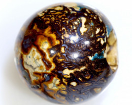 28.20 CTS BOULDER  OPAL BEAD  DRILLED LO-70