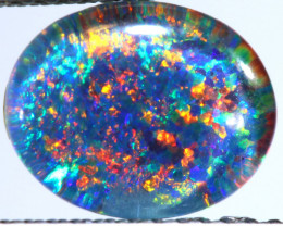 2.25  CTS QUALITY TRIPLET OPAL  LO-77