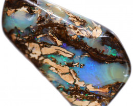 68.35 CTS BOULDER OPAL STONE FROM WINTON  [BMA8201]