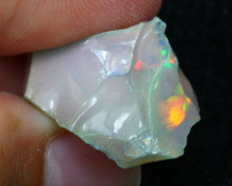 15.30Ct Multi Color Ethiopian Welo Rough 21P133