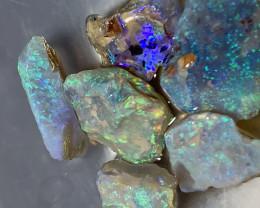 ROUGH OPAL TO CUT; 22.2 CTs Lightning Ridge Rough Opals,#1201