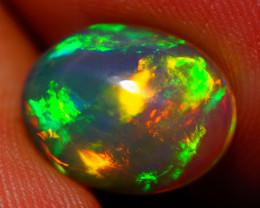 2.54 CT Broadflash!! Welo  Ethiopian Opal-DB981