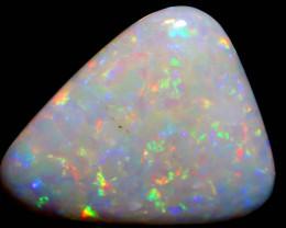 9.60 cts WHITE OPAL Cut Stone C-411