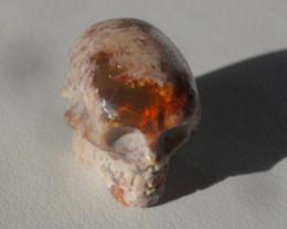 15.38ct Mexican Cantera Multicoloured Opal