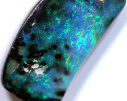 18.95 CTS BOULDER OPAL STONE FROM WINTON  [BMA8385]