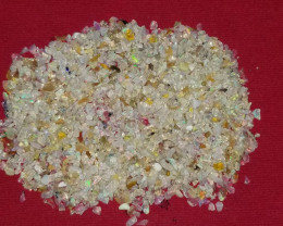 OPAL CHIPS PARCEL 100 CARATS ETHIOPIAN WELO OPAL ROUGH CHIPS RO999