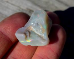 48 carat Rough Lightning Ridge opal stunning Blocky BAR of fire