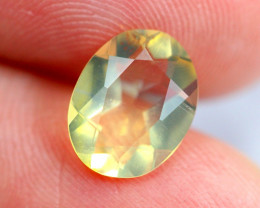 1.41cts Natural Brazil Yellow Fire Opal /15S206