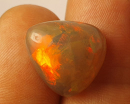 8ct  Beautiful Blazing Welo Solid Opal