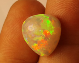 9ct  Beautiful Blazing Welo Solid Opal