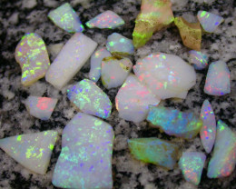 75ct HIGH QUALITY BRAZILIAN CRYSTAL OPAL ROUGH CLEAN AND NO CRACKS 4