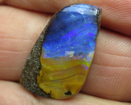 16cts, BOULDER OPAL~BEEN MINNING! YOU GET THE BARGAINS!!