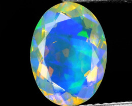 1.75 Cts Very Rare Natural Ethiopian Opal Loose Gemstone