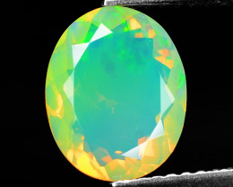 1.58 Cts Very Rare Natural Ethiopian Opal Loose Gemstone