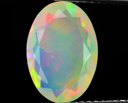 1.78 Cts Very Rare Natural Ethiopian Opal Loose Gemstone