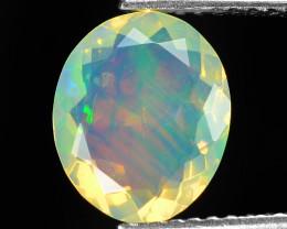 1.12 Cts Very Rare Natural Ethiopian Opal Loose Gemstone