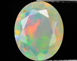 1.34 Cts Very Rare Natural Ethiopian Opal Loose Gemstone