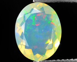 1.51 Cts Very Rare Natural Ethiopian Opal Loose Gemstone