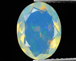 1.31 Cts Very Rare Natural Ethiopian Opal Loose Gemstone