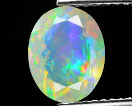 1.15 Cts Very Rare Natural Ethiopian Opal Loose Gemstone