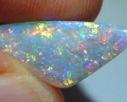 3.70 ct Gem Quality Multi Color Lightning Ridge Opal
