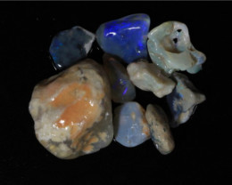 50ct  -#8  -Beginners Rough from Lightning Ridge [23374]