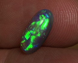 2.18ct Lightning Ridge  Crystal Opal LRS917