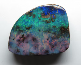 22.65ct Queensland Boulder Opal Stone