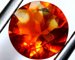 0.94- CTS MEXICAN FIRE OPAL  FACETED STONE   FOB-1911