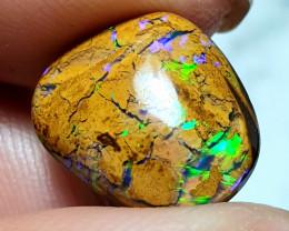 5.40 cts Boulder Opal Yowah Stone F97